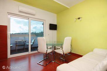 Mlini, Dining room u smještaju tipa apartment, dostupna klima i WIFI.