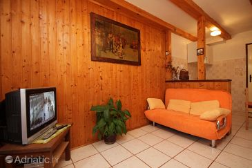 Cavtat, Living room u smještaju tipa apartment, WIFI.