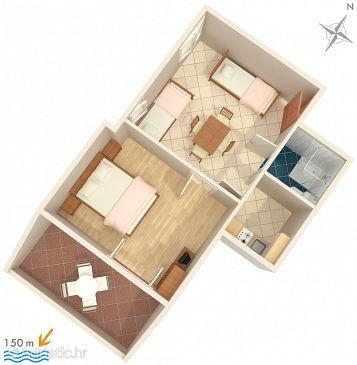 Apartment A-862-d - Apartments Biograd na Moru (Biograd) - 862