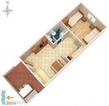 Apartment A-8623-b - Apartments Seget Vranjica (Trogir) - 8623