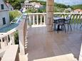 Shared terrace - Apartment A-8628-b - Apartments Povlja (Brač) - 8628