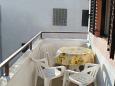 Balcony 1 - Apartment A-863-b - Apartments Biograd na Moru (Biograd) - 863
