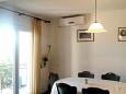 Dining room - Apartment A-863-c - Apartments Biograd na Moru (Biograd) - 863