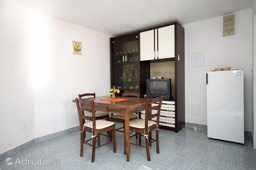 Marušići, Dining room u smještaju tipa apartment, dopusteni kucni ljubimci.