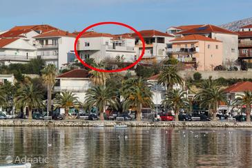 Property Stobreč (Split) - Accommodation 8634 - Apartments near sea with pebble beach.