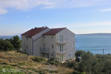 Property Zavala (Hvar) - Accommodation 8637 - Apartments near sea with pebble beach.