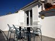 Terrace - Studio flat AS-8639-a - Apartments and Rooms Podstrana (Split) - 8639