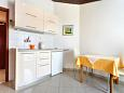 Kitchen - Studio flat AS-8639-b - Apartments and Rooms Podstrana (Split) - 8639