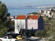 Podstrana, Split, Property 8640 - Apartments with pebble beach.