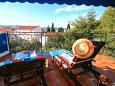 Terrace 2 - House K-8645 - Vacation Rentals Okrug Gornji (Čiovo) - 8645
