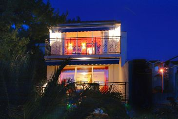 Property Okrug Gornji (Čiovo) - Accommodation 8645 - Vacation Rentals near sea with pebble beach.