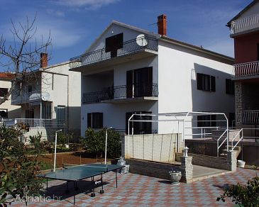 Property Biograd na Moru (Biograd) - Accommodation 865 - Apartments near sea with pebble beach.
