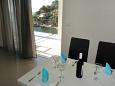 Dining room - Apartment A-8653-a - Apartments Uvala Torac (Hvar) - 8653