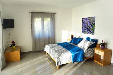 Uvala Torac, Living room u smještaju tipa apartment, WIFI.