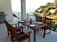 Terrace - Apartment A-8653-b - Apartments Uvala Torac (Hvar) - 8653