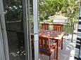 Terrace - Studio flat AS-8653-a - Apartments Uvala Torac (Hvar) - 8653