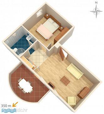Apartment A-8660-b - Apartments Vinišće (Trogir) - 8660