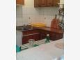 Kitchen - Studio flat AS-8673-b - Apartments Uvala Pokrivenik (Hvar) - 8673
