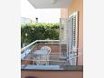 Balcony - Studio flat AS-8677-c - Apartments Podstrana (Split) - 8677