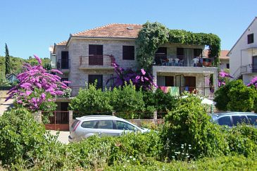 Property Stari Grad (Hvar) - Accommodation 8686 - Apartments with pebble beach.