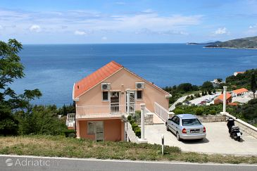 Plat, Dubrovnik, Property 8696 - Apartments with pebble beach.