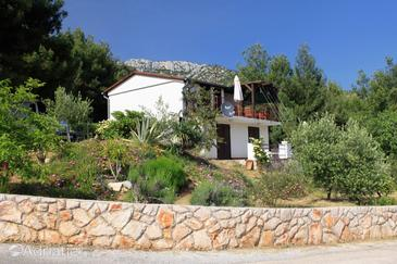 Property Zavala (Hvar) - Accommodation 8706 - Apartments with pebble beach.