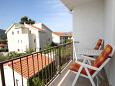 Balcony 1 - Apartment A-8708-a - Apartments Stari Grad (Hvar) - 8708