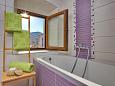 Bathroom 1 - Apartment A-8713-b - Apartments Jelsa (Hvar) - 8713