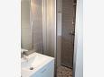 Jelsa, Bathroom 2 u smještaju tipa apartment, WIFI.