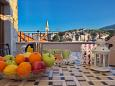 Terrace - Apartment A-8713-b - Apartments Jelsa (Hvar) - 8713