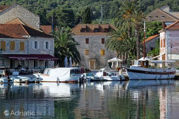 Property Stari Grad (Hvar) - Accommodation 8723 - Apartments near sea with pebble beach.