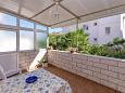 Terrace - view - Apartment A-8726-a - Apartments Stari Grad (Hvar) - 8726