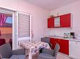 Dining room - Studio flat AS-8726-a - Apartments Stari Grad (Hvar) - 8726