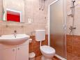 Bathroom - Studio flat AS-8726-a - Apartments Stari Grad (Hvar) - 8726