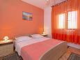 Bedroom - Studio flat AS-8726-b - Apartments Stari Grad (Hvar) - 8726