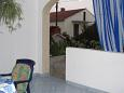 Terrace - Studio flat AS-8726-c - Apartments Stari Grad (Hvar) - 8726