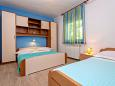 Bedroom - Studio flat AS-8726-d - Apartments Stari Grad (Hvar) - 8726