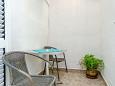 Terrace - Studio flat AS-8726-d - Apartments Stari Grad (Hvar) - 8726