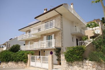 Property Hvar (Hvar) - Accommodation 8730 - Apartments and Rooms near sea with pebble beach.