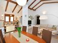 Dining room - House K-8731 - Vacation Rentals Basina (Hvar) - 8731