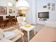 Living room - House K-8731 - Vacation Rentals Basina (Hvar) - 8731