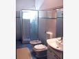 Jelsa, Bathroom u smještaju tipa apartment, dopusteni kucni ljubimci i WIFI.