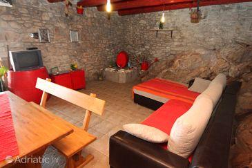 House K-8763 - Vacation Rentals Uvala Prisnjak (Hvar) - 8763