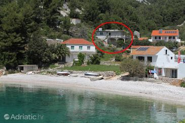 Property Uvala Skozanje (Hvar) - Accommodation 8764 - Apartments near sea with pebble beach.