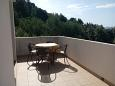 Terrace - Apartment A-8767-b - Apartments Uvala Rapak (Hvar) - 8767
