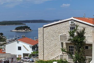 Property Hvar (Hvar) - Accommodation 8768 - Apartments with pebble beach.