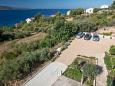 Parking lot Zavala (Hvar) - Accommodation 8784 - Apartments and Rooms near sea with pebble beach.