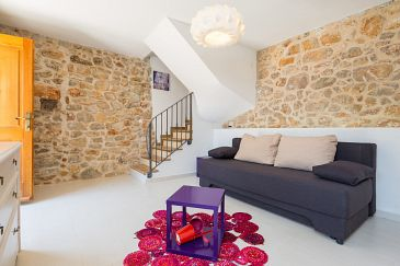 House K-8790 - Vacation Rentals Pitve (Hvar) - 8790