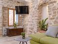 Living room 2 - House K-8790 - Vacation Rentals Pitve (Hvar) - 8790