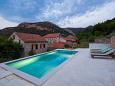 Property Pitve (Hvar) - Accommodation 8790 - Vacation Rentals with sandy beach.